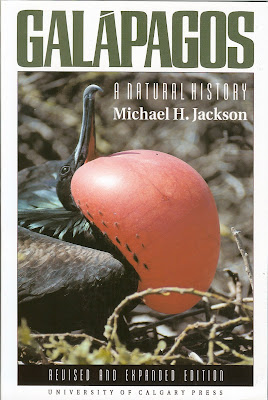 Galapagos: A Natural History by Michael H. Jackson