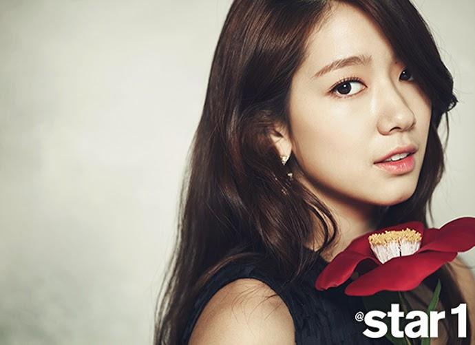 Park Shin Hye - @Star1 November 2014