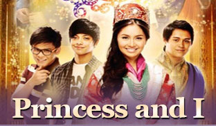Princess and I January 14 2013 Replay