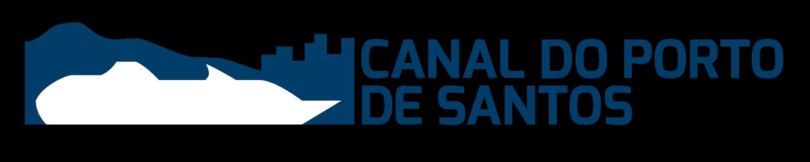 Canal do Porto de Santos
