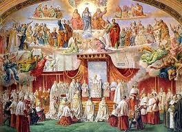 Listado de Dogmas Católicos