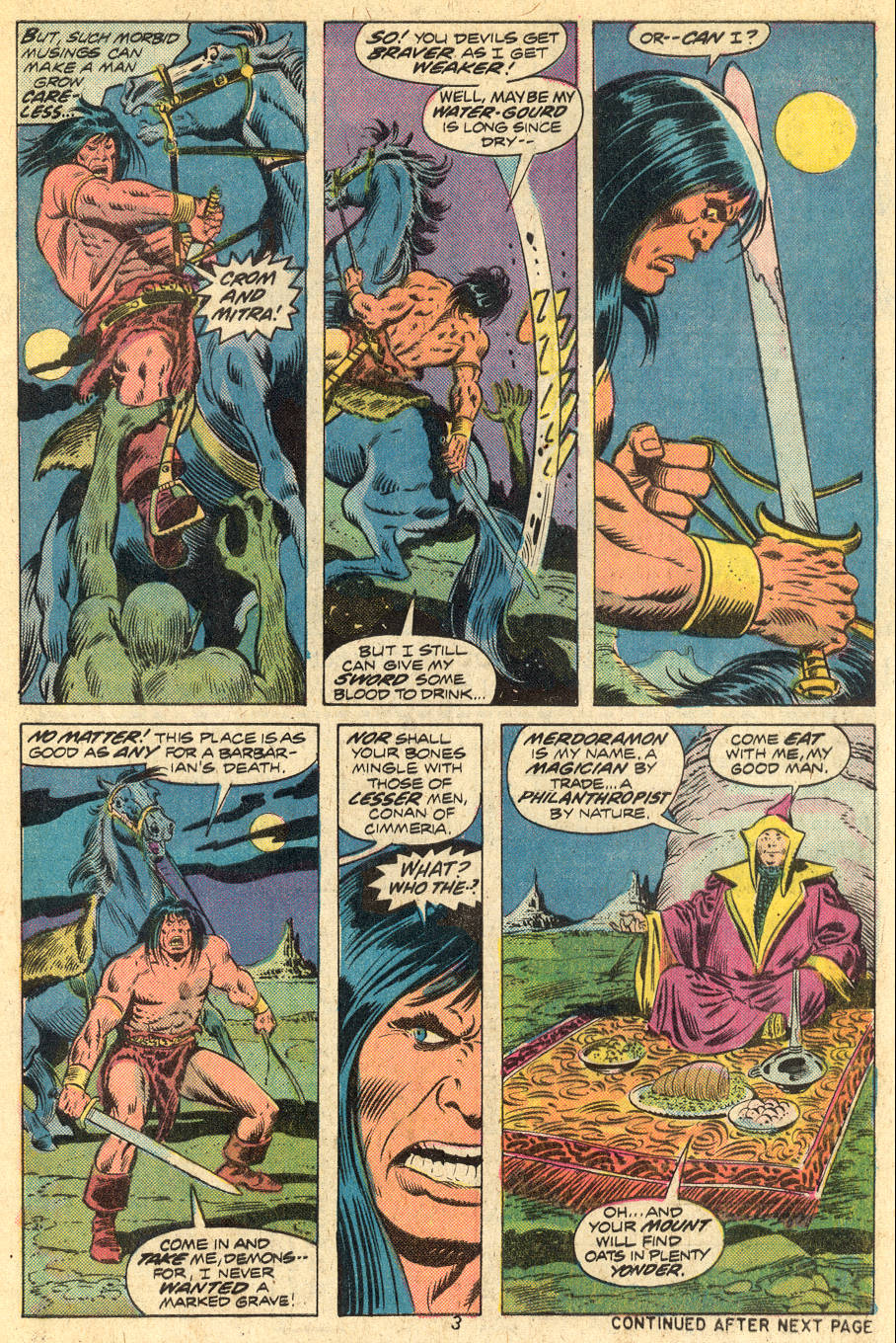 Conan the Barbarian (1970) Issue #46 #58 - English 4
