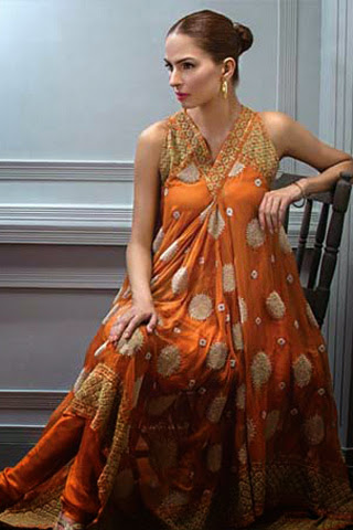 Fashion She9 Eid Collection | Eid Collection 2012 by Bareeze