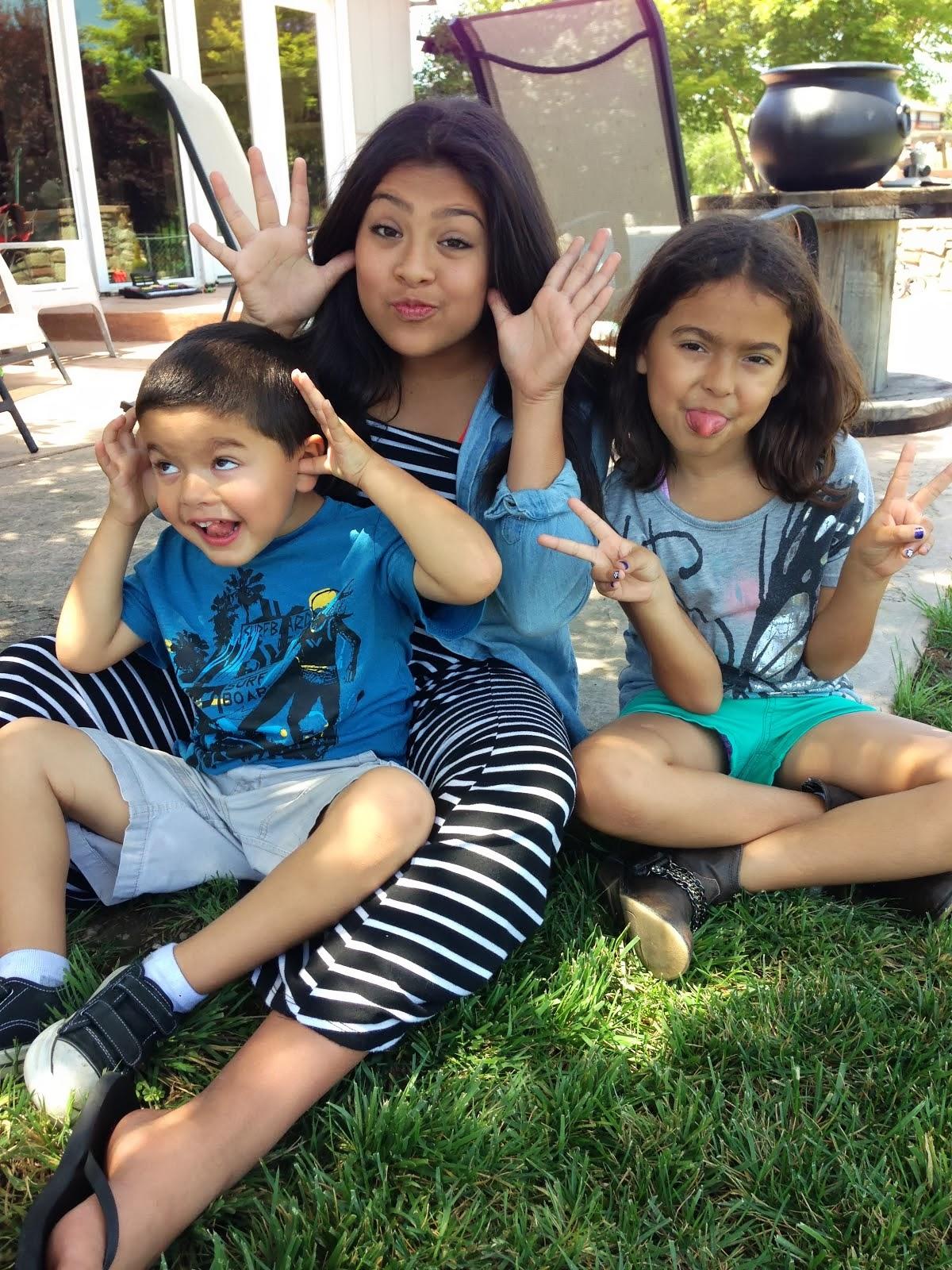 Our 3 Kiddos