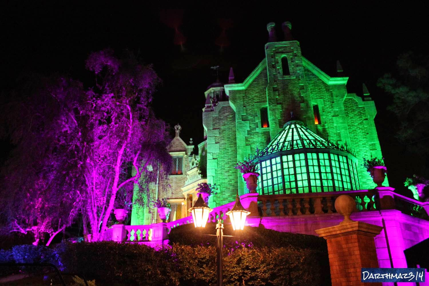 darthmaz314: darthmaz314 Disney Snapshot of the Day - The Haunted ...