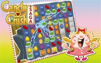 Satu Tahun Diluncurkan, Candy Crush Saga Didownload 500 Juta Kali!