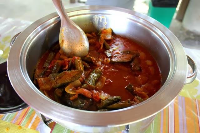 Thai curry vegetarian
