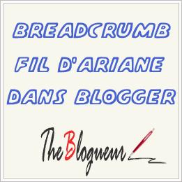 Breadcrumb Fil D ariane