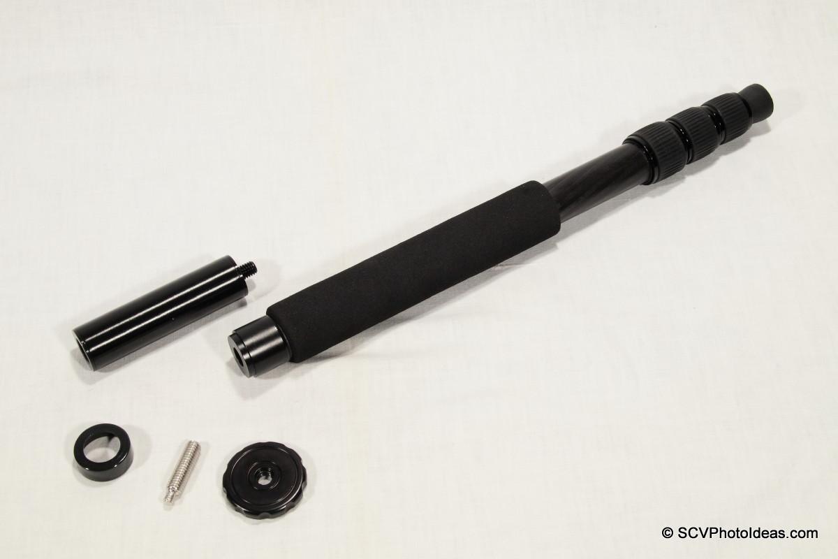 Triopo GT-3228X8C monopod leg + short column components
