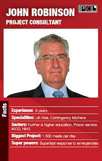 John Robinson - PKL Project Consultant
