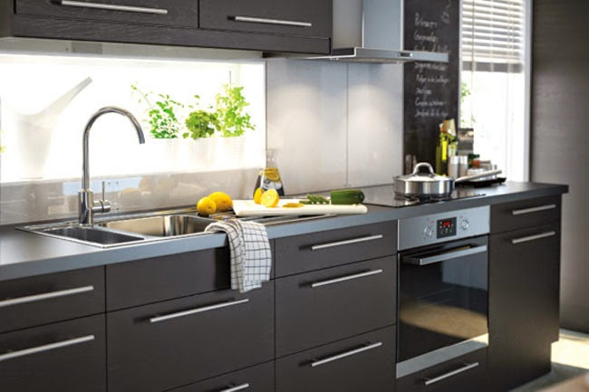 So Stylish and Unconventional Kitchen with Nexus