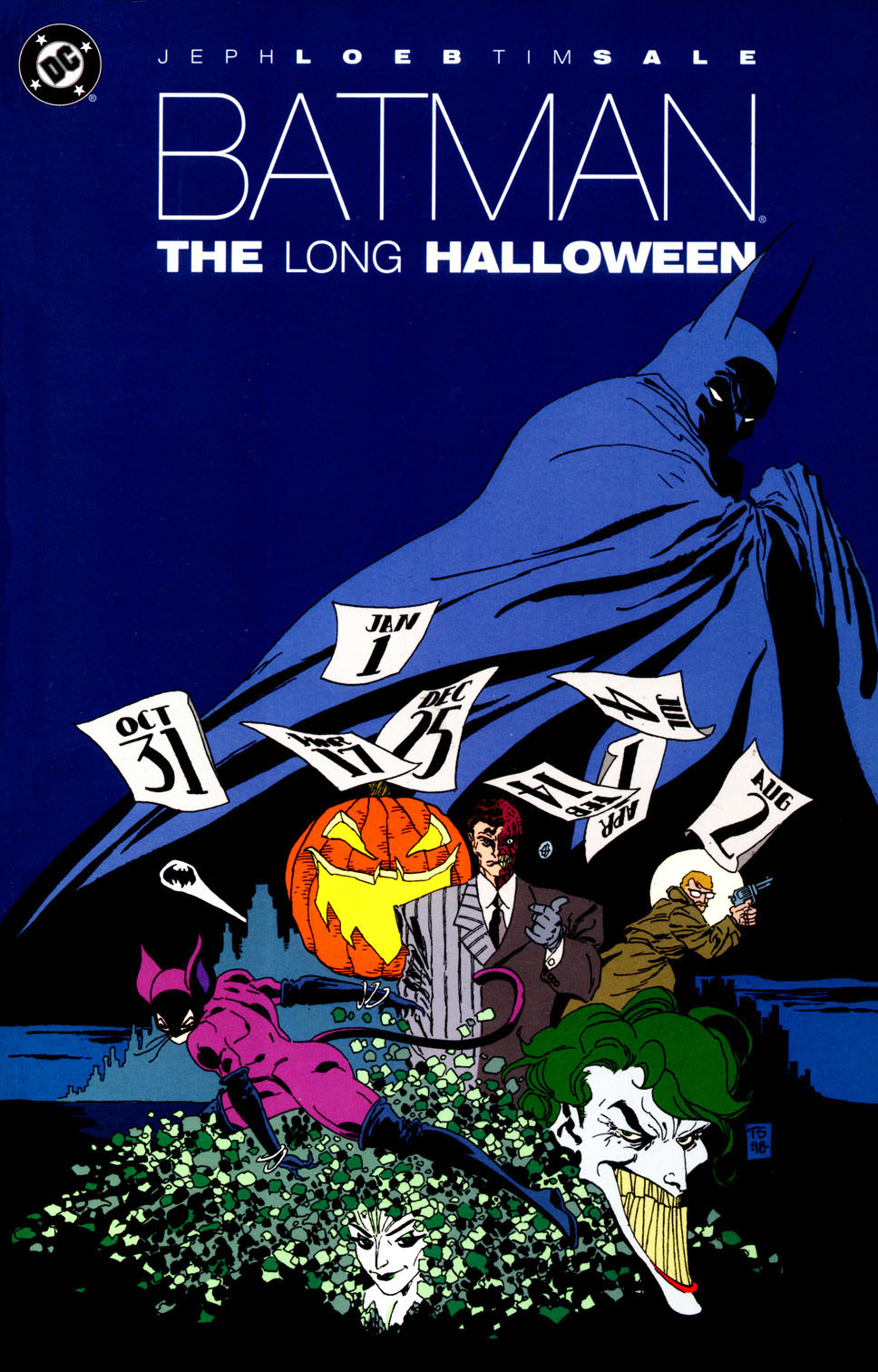 Batman: The Long Halloween issue TPB - Page 1