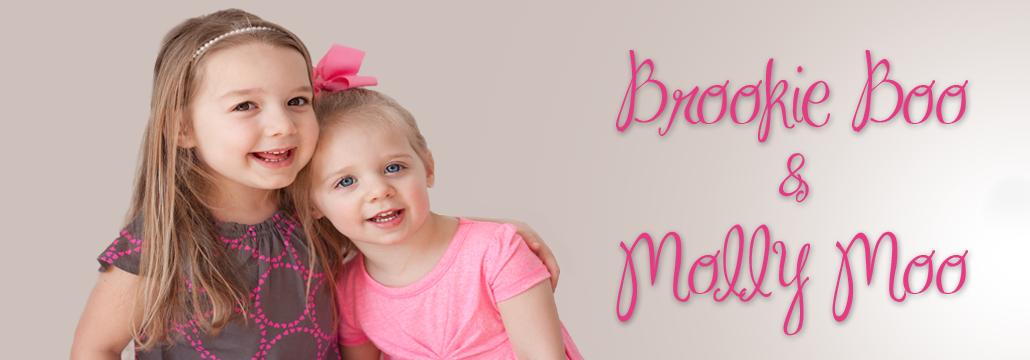 Brookie Boo & Molly Moo