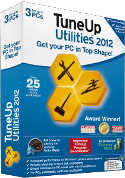 TuneUp Utilities 2012 Full Activation crack keygen