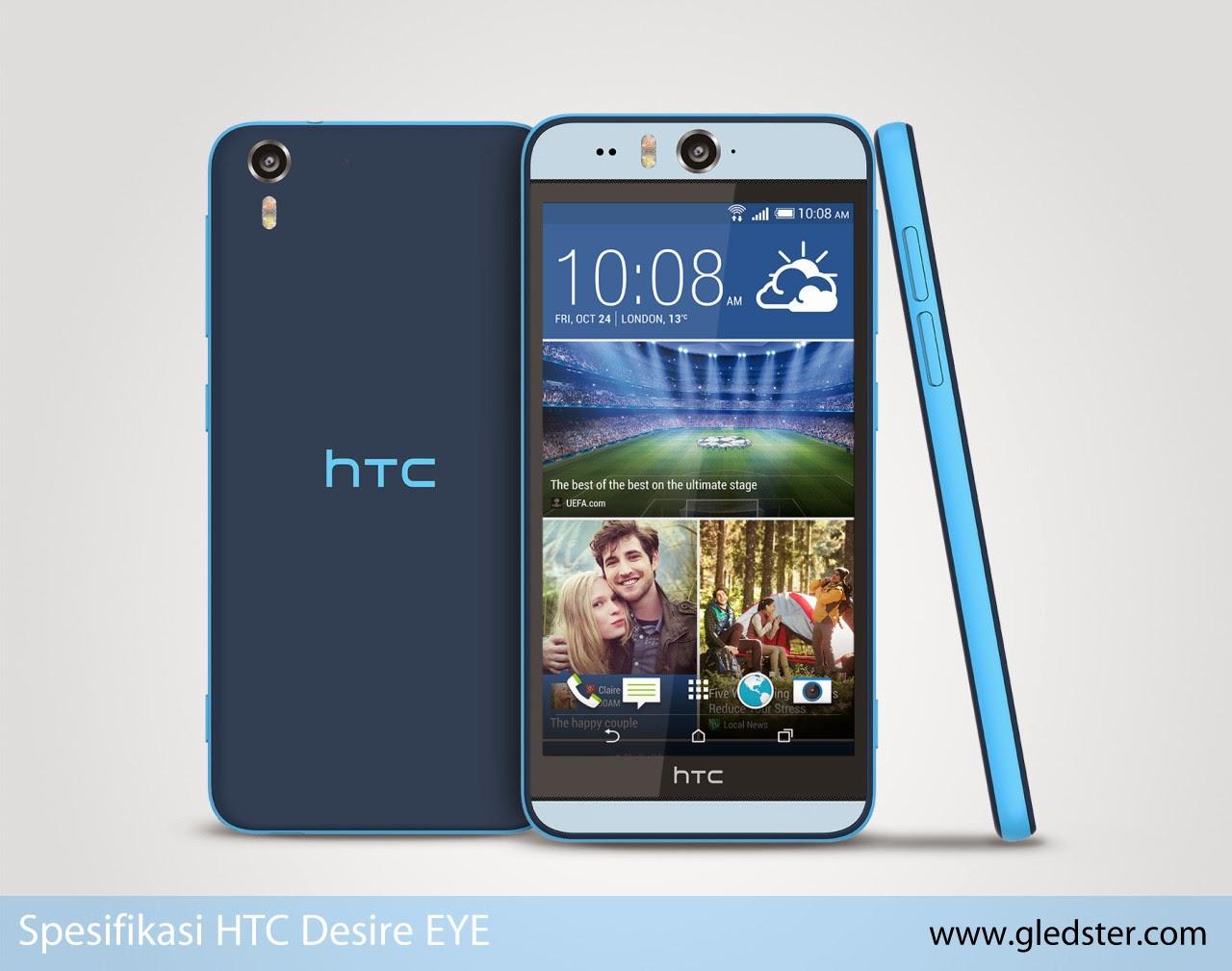 Spesifikasi HTC Desire EYE