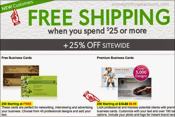 Vista print coupon code