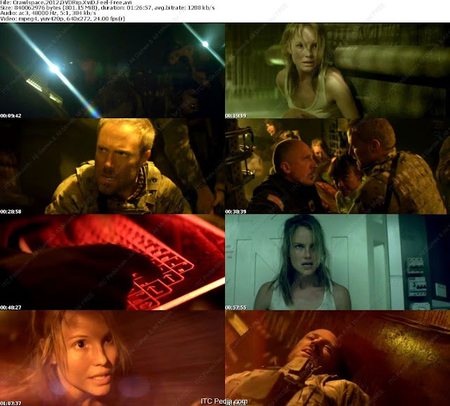 Crawlspace 2012 DVDRIP XViD - TASTE