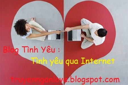 Blog Tình Yêu : Tình yêu qua Internet