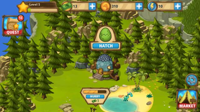 Game Naga-nagaan