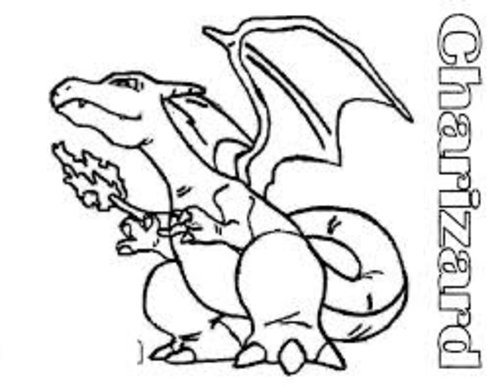 Free Pokemon Coloring Pages