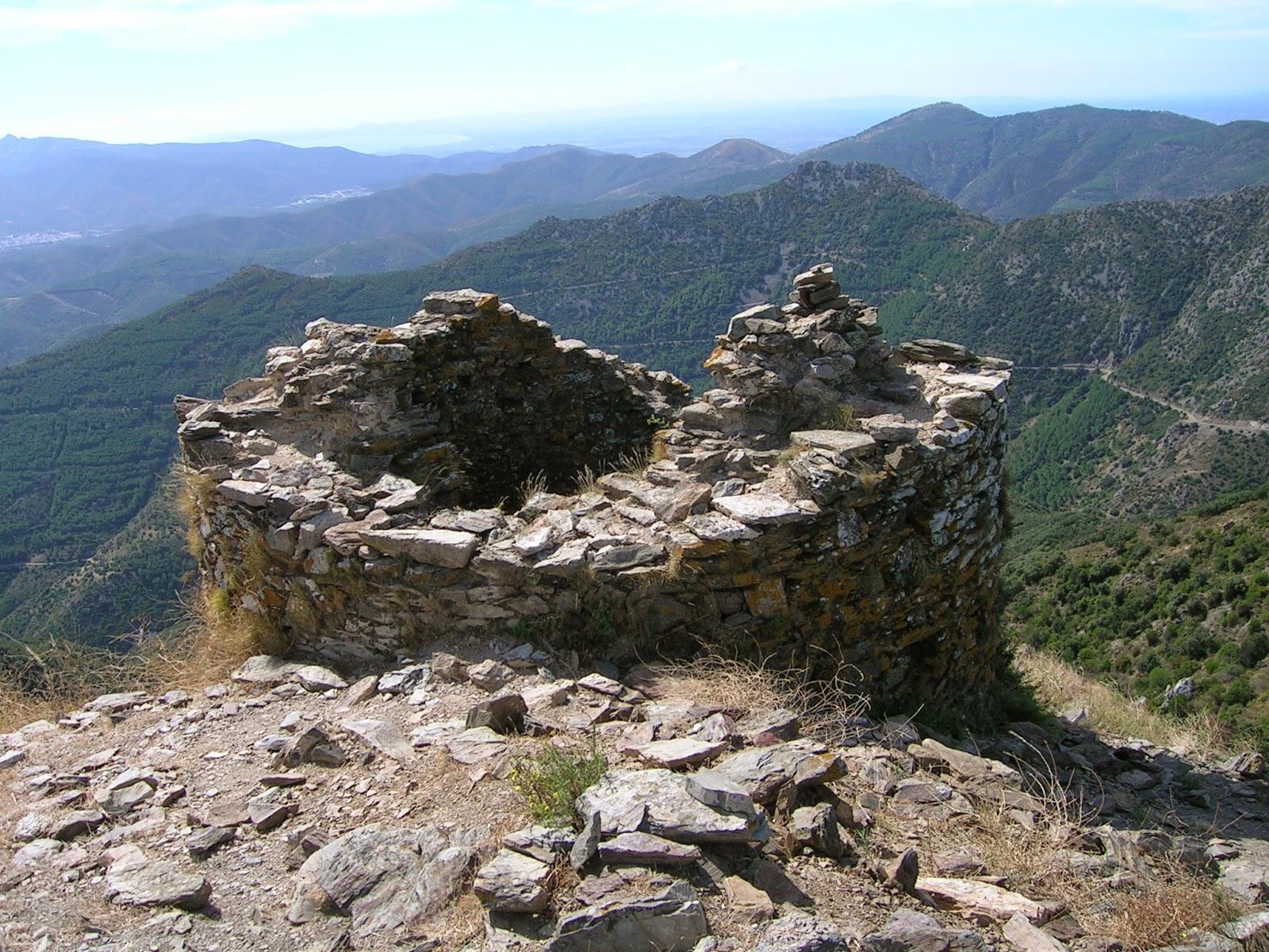 Castell de Querroig (El repte dels 100 cims)
