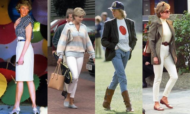 Diana de Gales Style