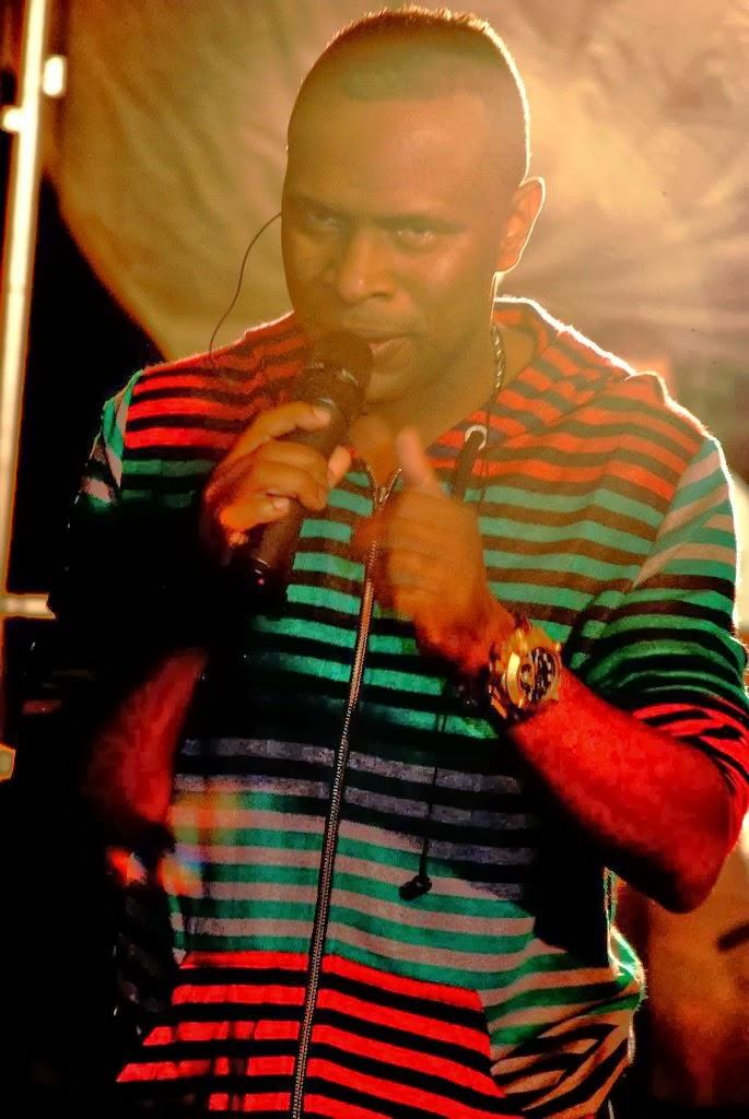 Liomar, vocalista do Pique Novo