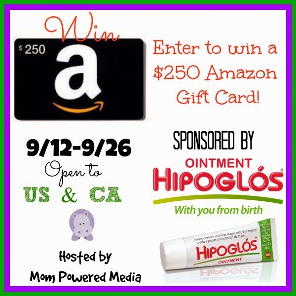 Hipoglos Amazon $250 Gift Card Event