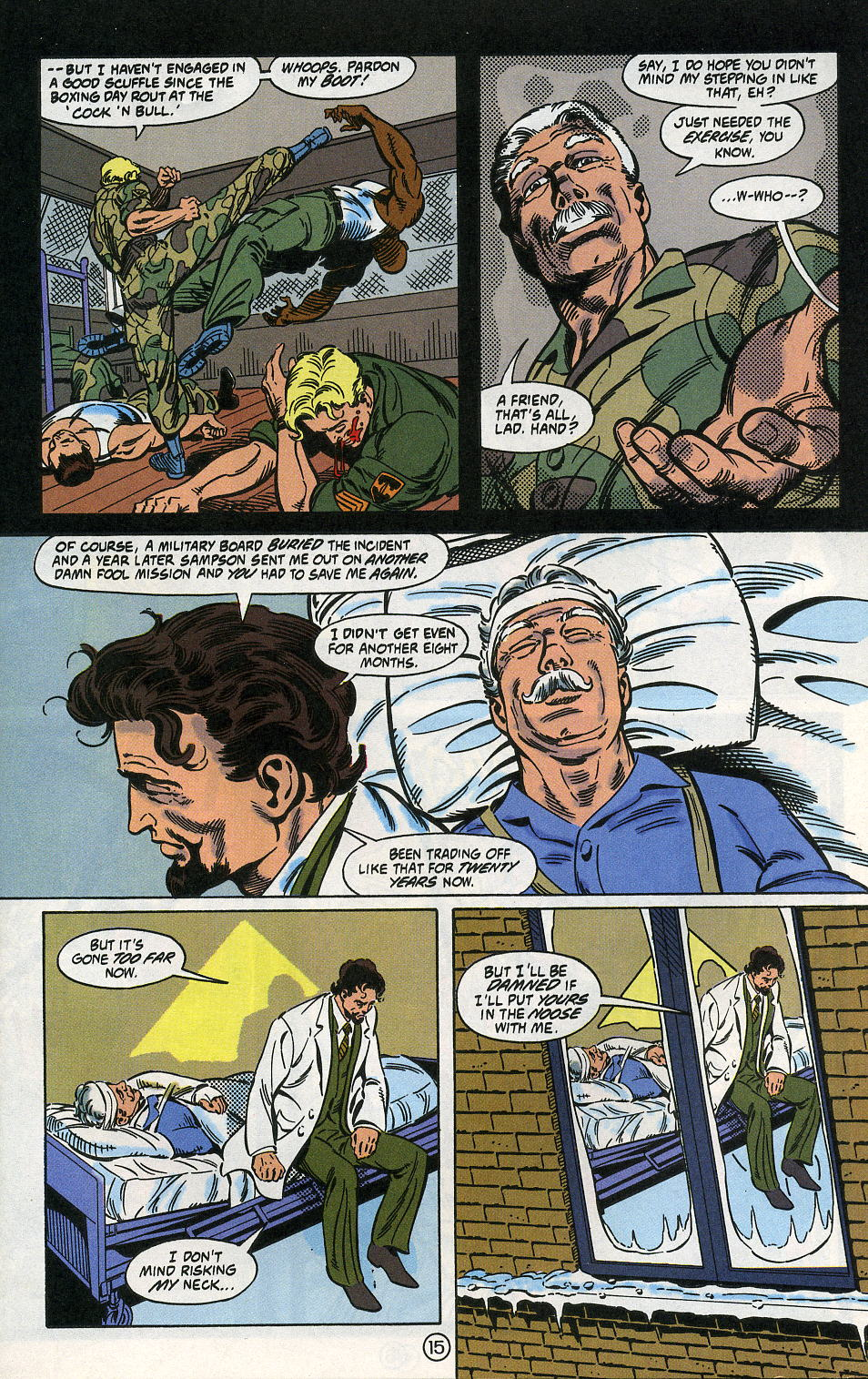 Deathstroke (1991) Issue #5 #10 - English 19