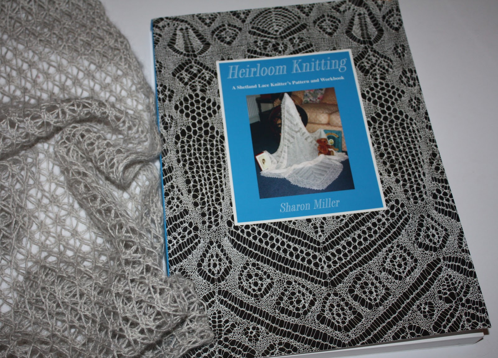 Knitting Pattern For Shetland Lace Shawl : Designing a Shetland Lace Shawl Mezzamay