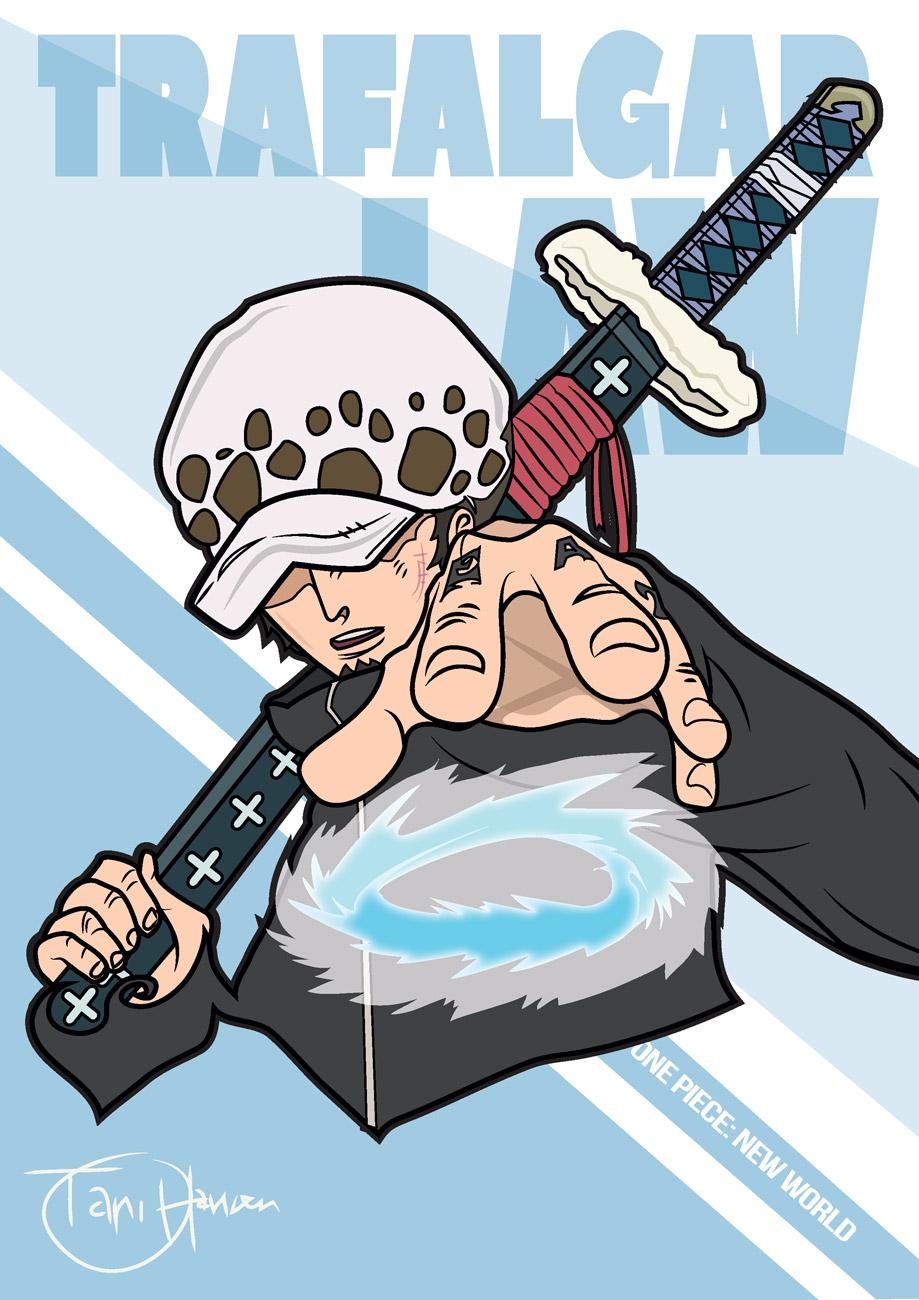 One Piece Chapter 717: Những người Dressrosa bị lãng quên 021