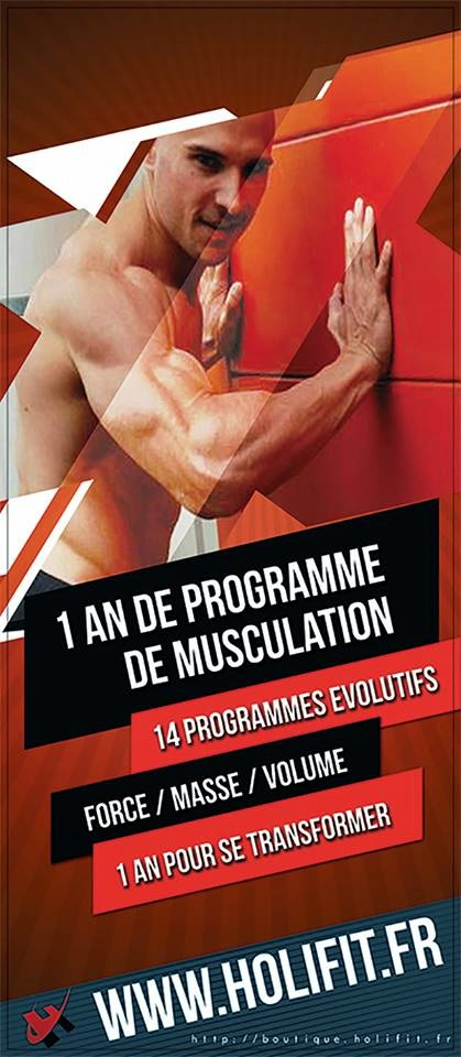 EBOOK programme musculation