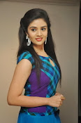 Sri Mukhi latest Photos at Muse Arts Gallery-thumbnail-18