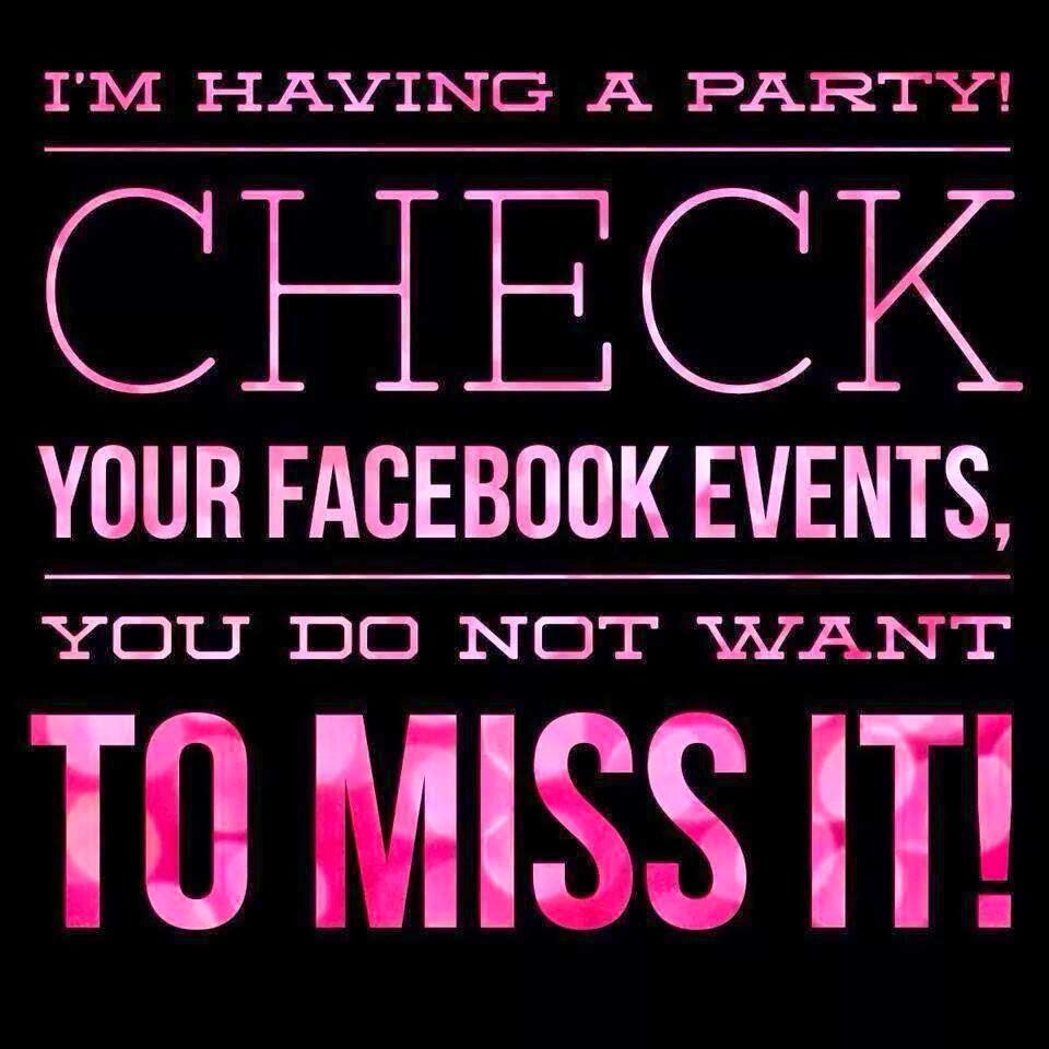 brooke jams hostess coaching basics, party invitations