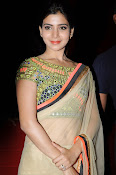 Samantha Latest Glam pics in saree-thumbnail-5