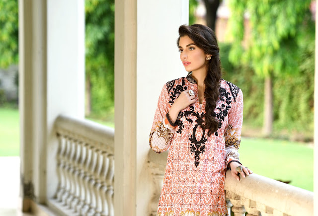 Fashion Trends In Pakistani Summer Dresses