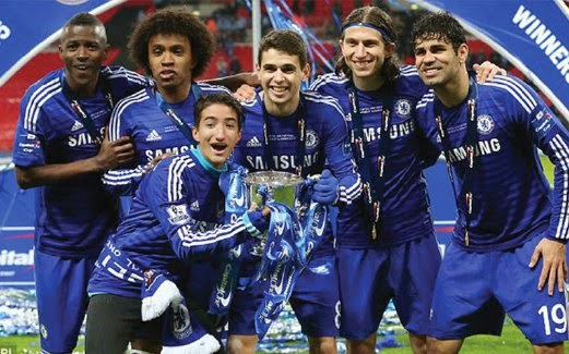 Anak Jose Mourinho Kutuk Peminat Chelsea