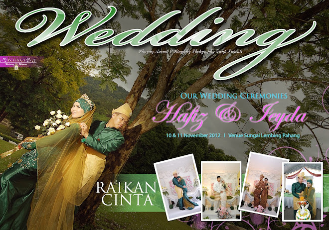 Hafiz&Ieda Wedding Day
