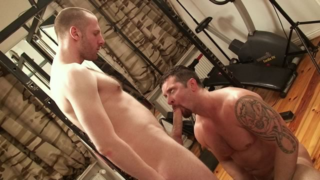 Tom Kruger fucks Vinnie D'Angelo
