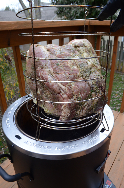 lechon asado, pork pernil, pork roast Big Easy