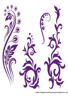 Imagenes para decorar folios
