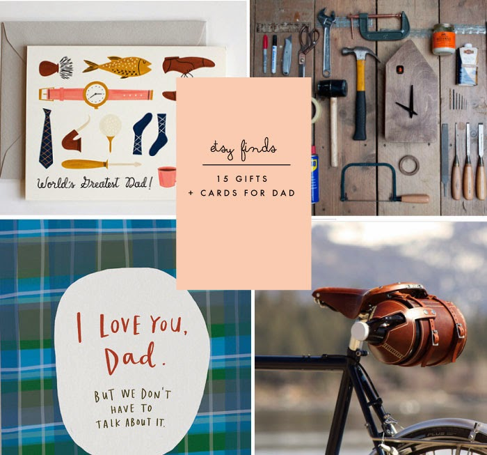 Etsy Finds 15 Gifts Cards For Dad Poppytalk