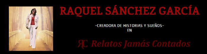 Club de lecutra Raquel Sánchez García - Relatos Jamás Contados