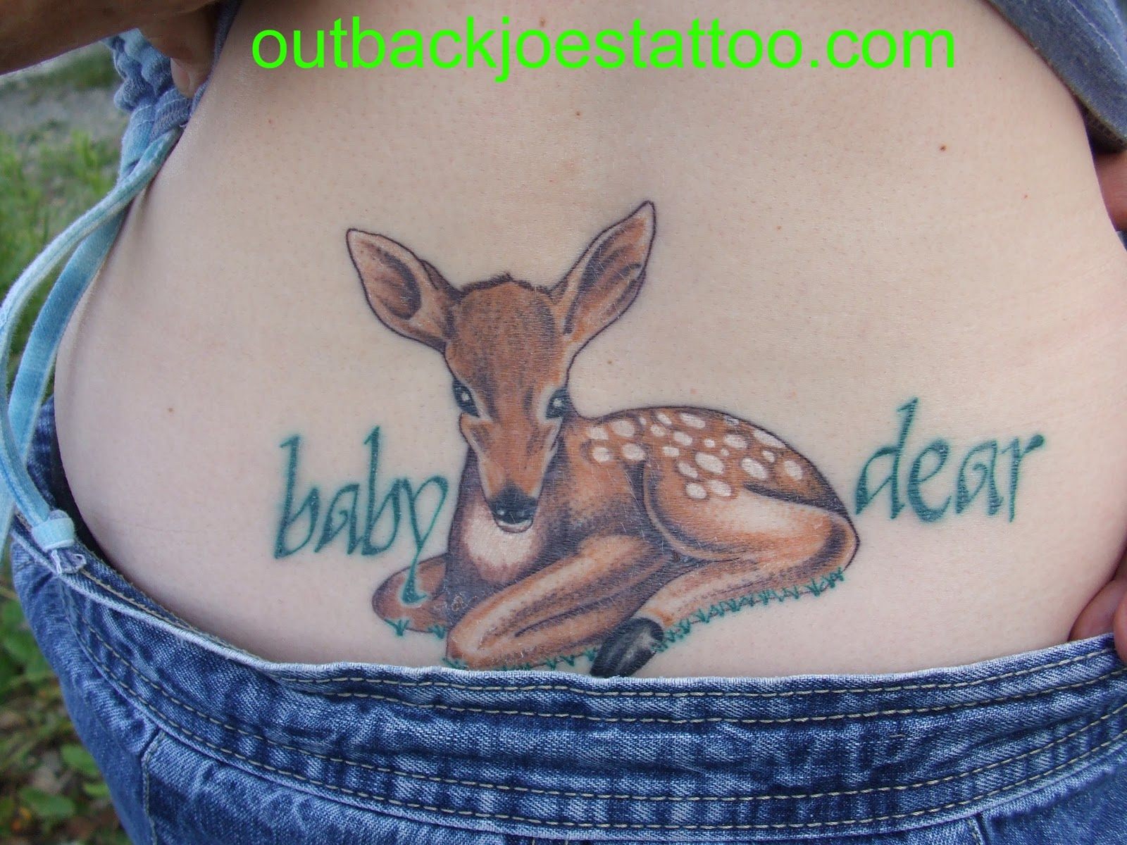 wild tattoos deer tattoos. Black Bedroom Furniture Sets. Home Design Ideas