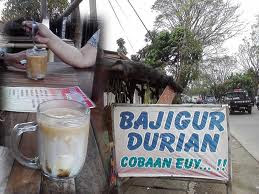 resep bajigur durian spesial
