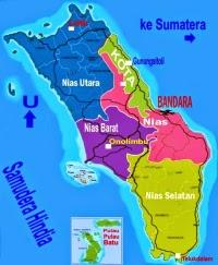 pulau nias provinsi terbaru ke 35 Indonesia