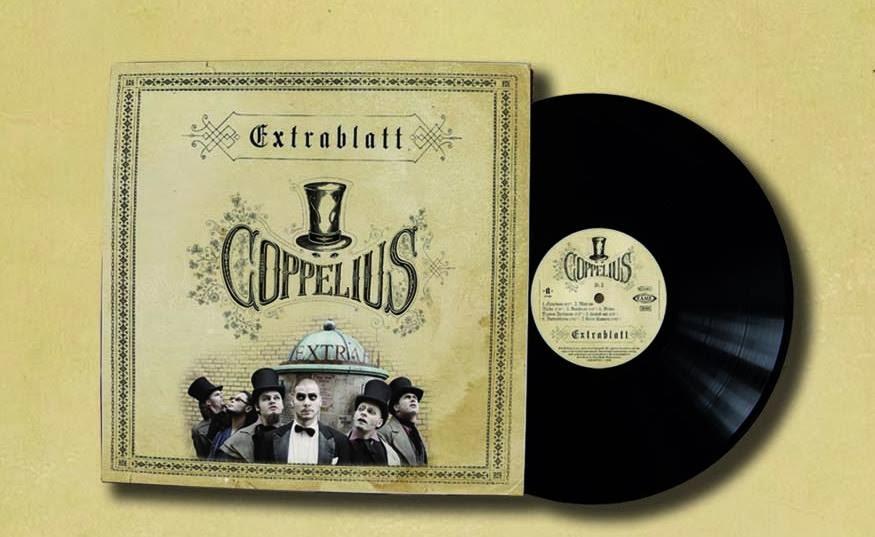 EXTRABLATT: Vinyl!