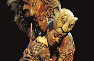 Simba y Nala