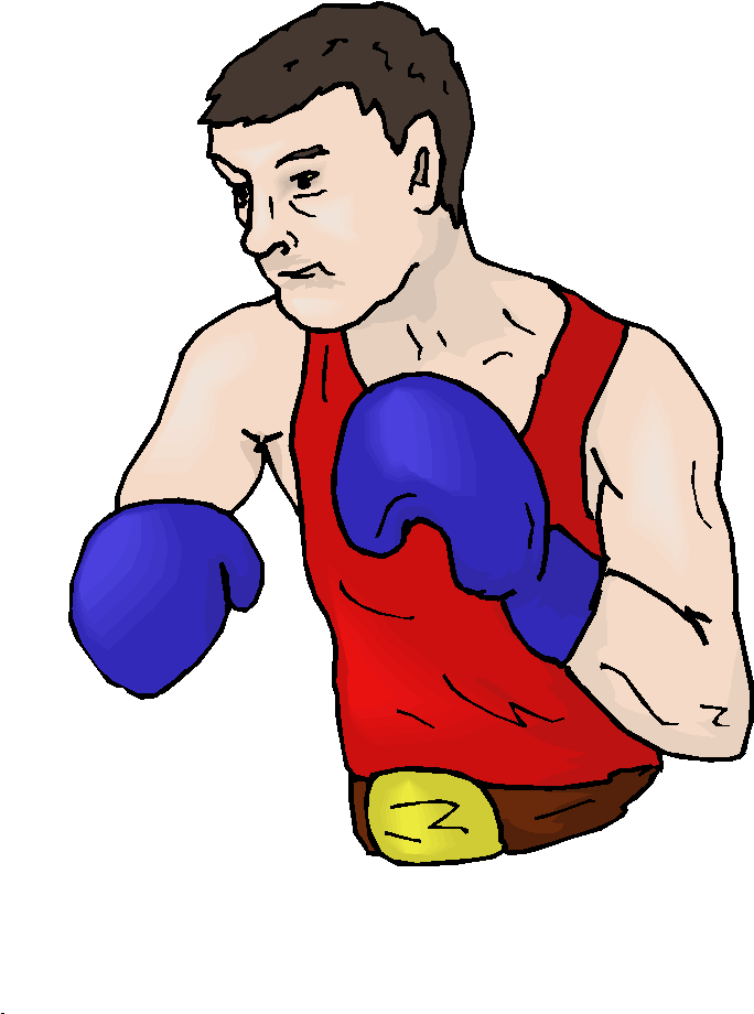 punching bag clipart - photo #32