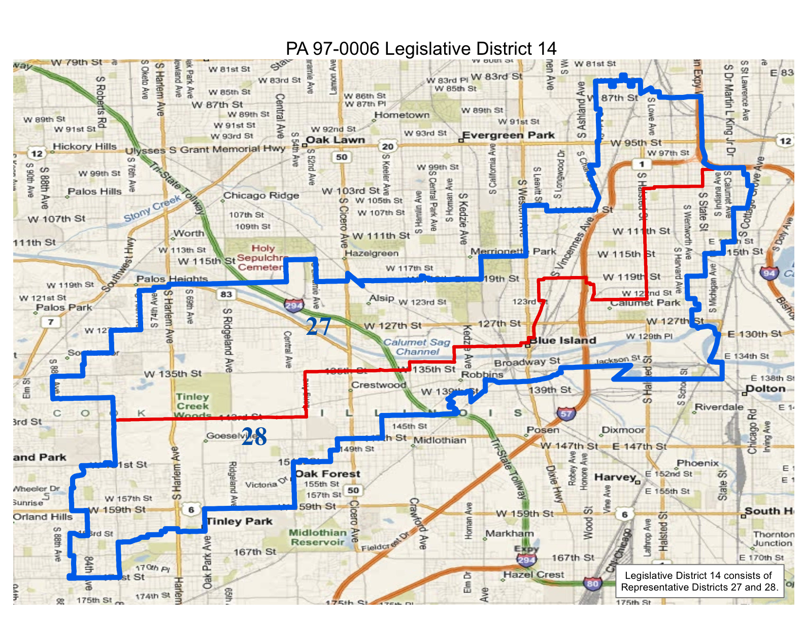 Will County Politics Realigned Illinois State Legislative And - Map of illinois us house of representatives districts